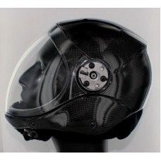 Aero full face skydive helmet - Bonehead